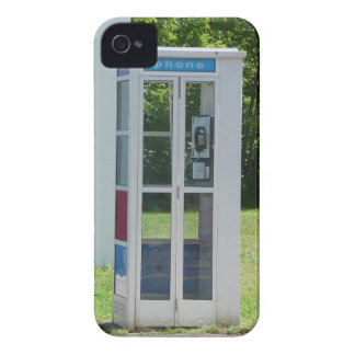 Phone Booth iPhone 4 Case-Mate Case