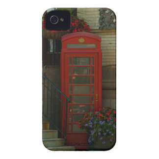 Phone Booth iPhone 4 Cases