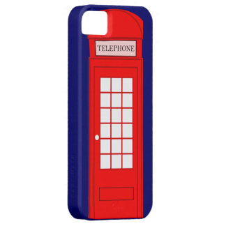 Phone Booth Iphone 5 Barely There Case iPhone 5 Cover