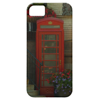 Phone Booth iPhone 5 Cases