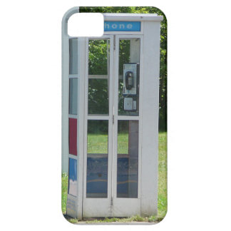 Phone Booth iPhone 5 Covers