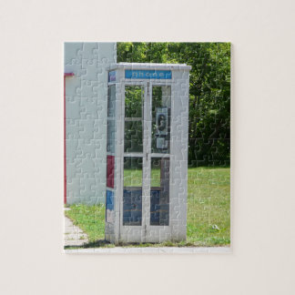 Phone Booth Jigsaw Puzzle