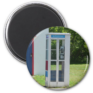 Phone Booth Magnet