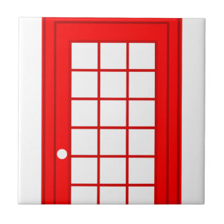 phone booth tile