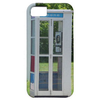 Phone Booth Tough iPhone 5 Case