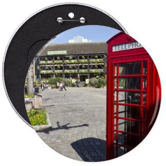 Phone Box London Pins