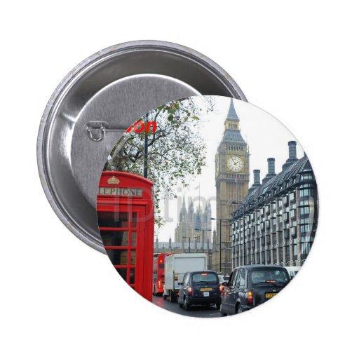 Phone Box London Big Ben (St.K) Pins