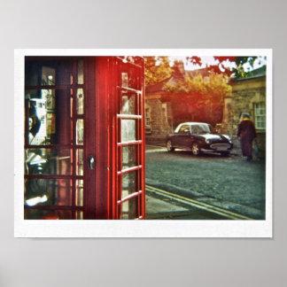 phone box posters