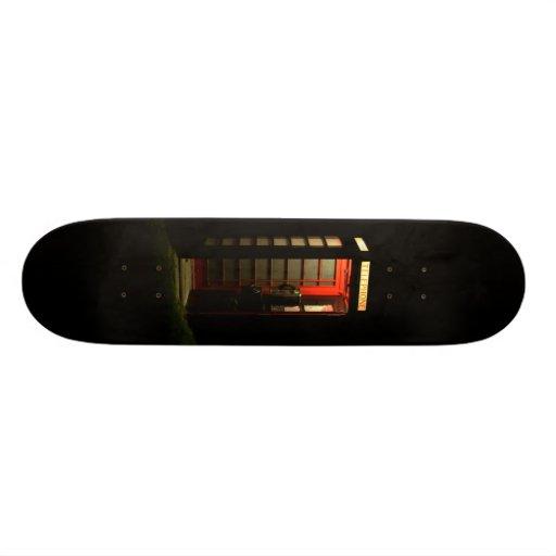 Phone Box Skateboard