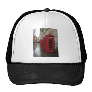Phone boxes hat