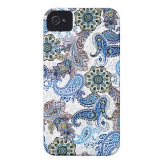 phone case blue paisley-iphone-samsung