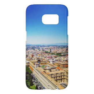 Phone Case - Colorful Roman/Vatican Rooftops