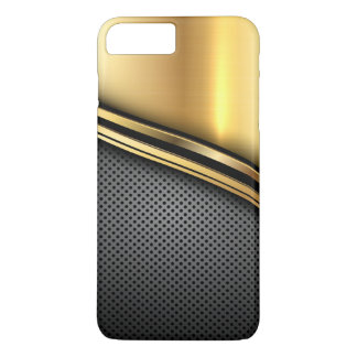 Phone Case - Corporate style Gold and Black