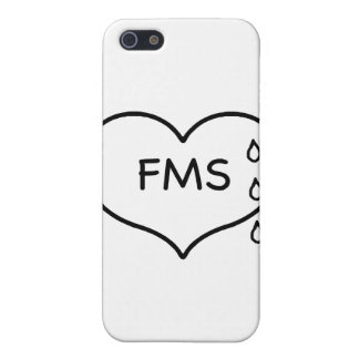 Phone Case - Fibromyalgia Humaneness Campaign Case For The iPhone 5