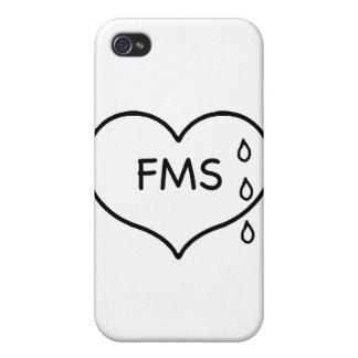 Phone Case - Fibromyalgia Humaneness Campaign iPhone 4/4S Cases