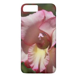 Phone Case, Pink Gladiolus iPhone 8 Plus/7 Plus Case