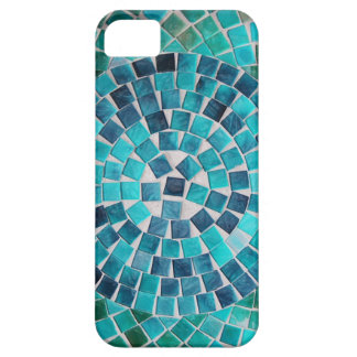 phone case turquoise tiles iphone blackberry iPhone 5 cover