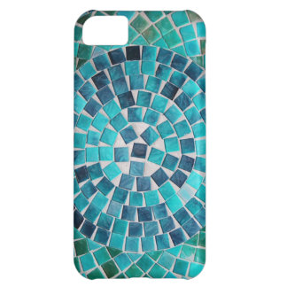 phone case turquoise tiles iphone blackberry case for iPhone 5C