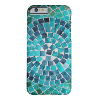 phone case turquoise tiles iphone blackberry barely there iPhone 6 case