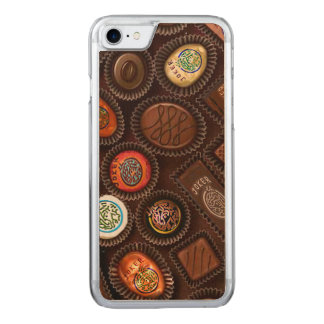 Phone Case with Chocolate Mahjong Candies