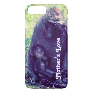 Phone Case with Monkeys -- Customizable