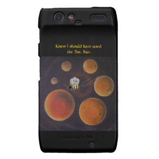 Phone cases wasp lost in space. motorola droid RAZR cover