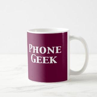 Phone Geek Gifts Coffee Mug