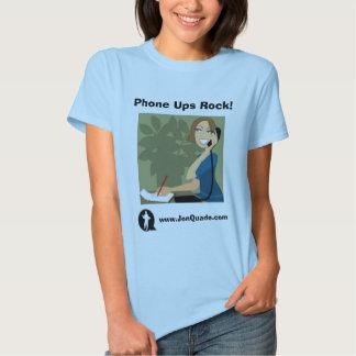 Phone Girl T-shirts
