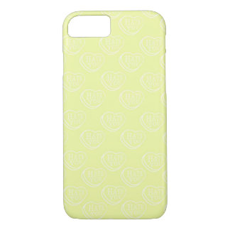 Phone is you to you marries iPhone 8/7 case
