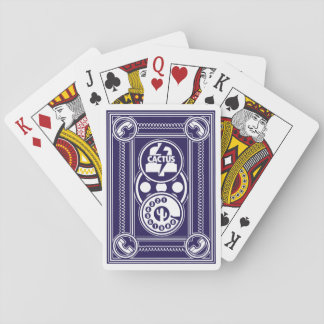 Phone Losers PLAying Cards - Blue