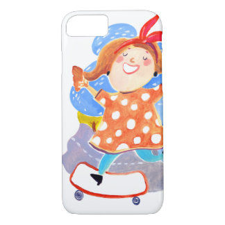 phone the summer mood iPhone 7 case