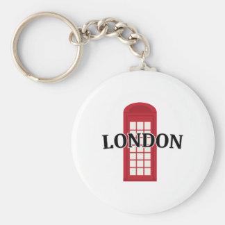 Phonebooth_London Keychain