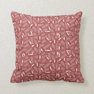 Phonebox pillow throw cushion