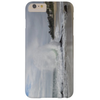 Phonecase with exploding wave barely there iPhone 6 plus case