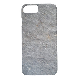 Phonecase with rough floor surface design iPhone 7 case