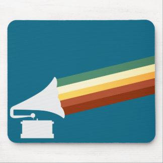 Phonograph Mousepad