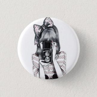 photo 3 cm round badge