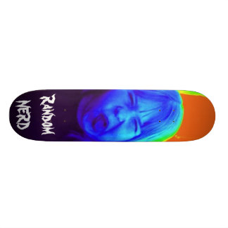 Photo 460, Random NERD Custom Skateboard