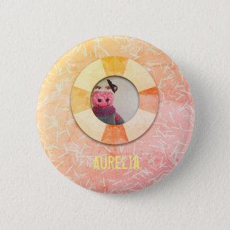 Photo 6 Cm Round Badge