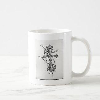 photo-9.JPG  cross w/ tribal Coffee Mug
