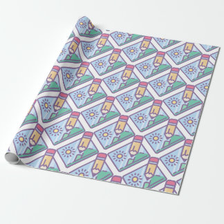 Photo and Video Wrapping Paper
