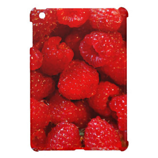 Photo Art Raspberries Cover For The iPad Mini