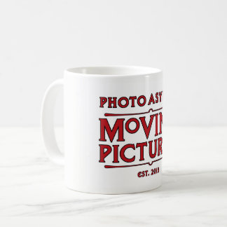 Photo Asylum Moving Pictures Mug