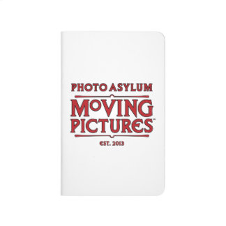Photo Asylum Moving Pictures Pocket Journal