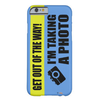 Photo Barely There iPhone 6 Case