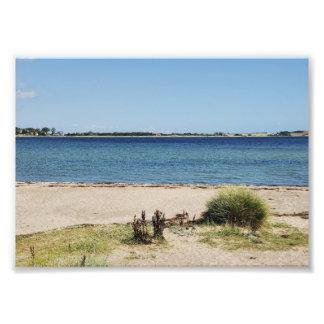Photo beach and sea