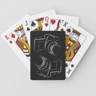 Photo Camera Playing Cards