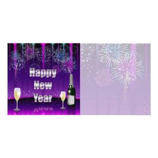 Photo Card Happy New Year