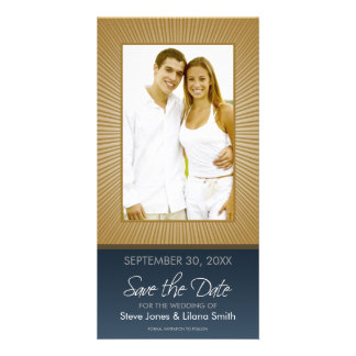 Photo Card: Save the Date Card