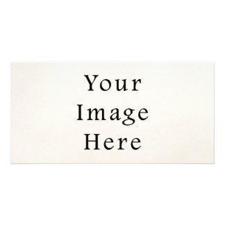 Photo Card Template - Custom Photograph Photocards